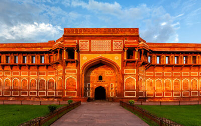 Agra Fort: How Mughals Kept It Cool with no AC