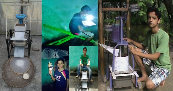 Lighting up country roads with a solar innovation: Umbrella Helper Box