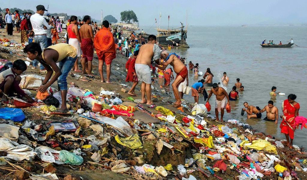 Ganga Pollution is Killing the Ganges, India's Most Sacred River