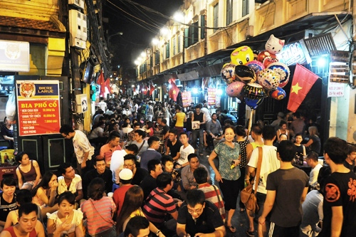 Hanoi is Very Indian: Reminded Me of Calcutta of 1960s and New Delhi
