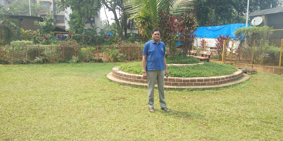 How Anwar Khan Transformed A Mumbai Dumping Ground to A Garden