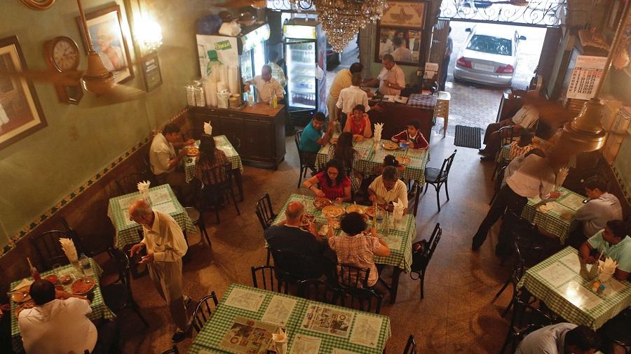 Mumbai's Most Popular Parsi Joint: Britannia & Company Restaurant