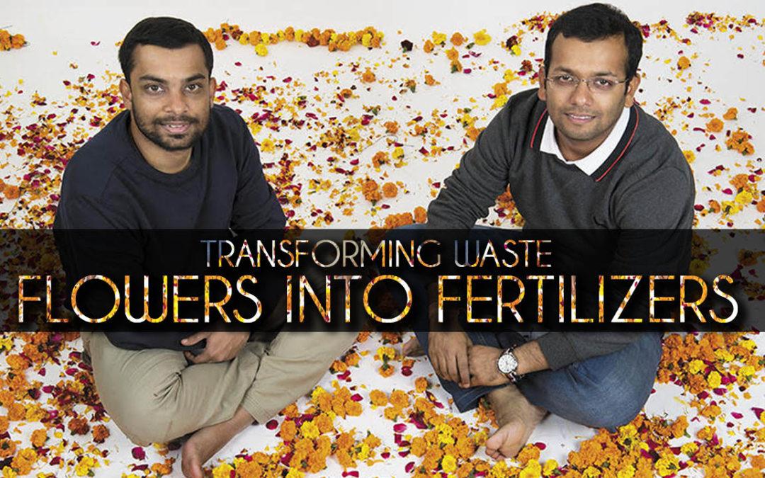 Kanpur Innovators Fight Water Pollution: Flower Waste Management