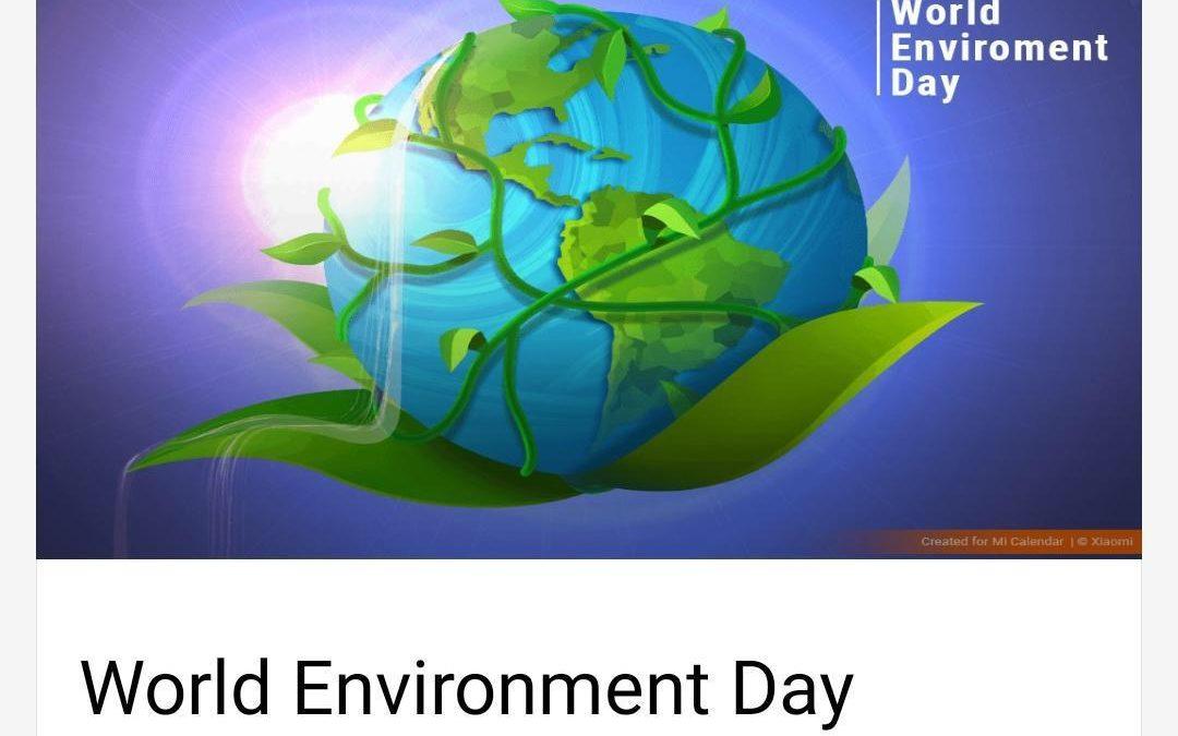 World Environment Day 2020: 10 Steps to Save the Earth