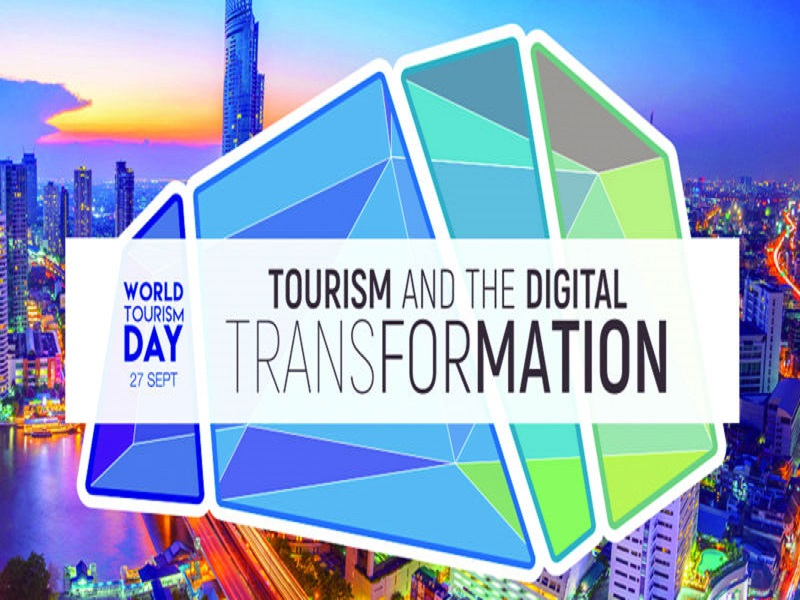 World Tourism Day Pitches for Digital Transformation for Sustainability