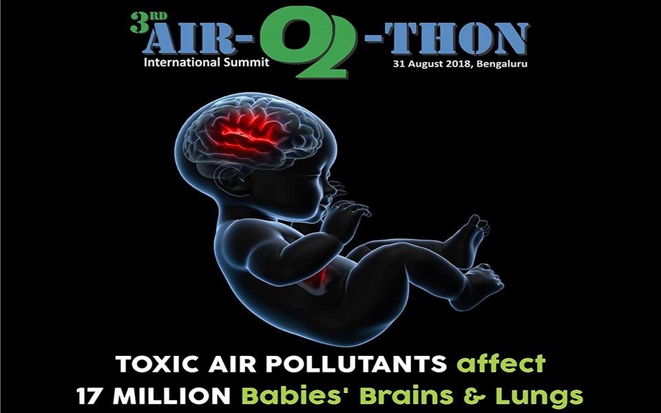 Airothon Air Pollution Conference Talks Mass Awareness in Bangalore