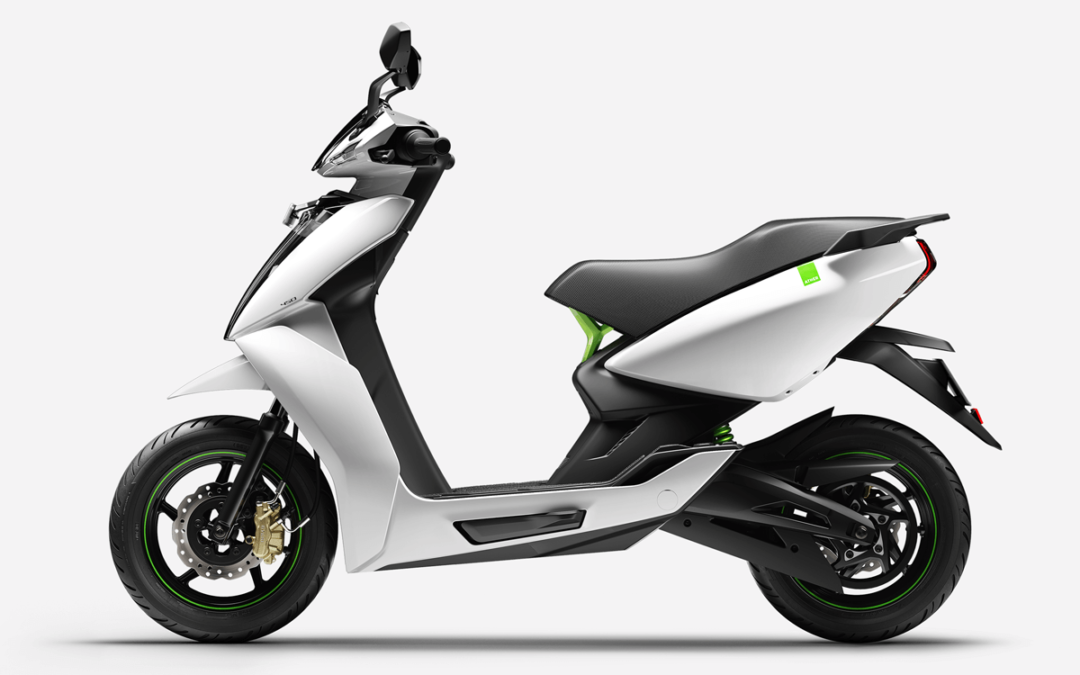 Ather Electric Scooters Accessible on Lease for Customers