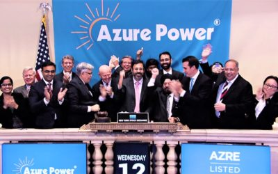 Azure Power Gets 2 GW Greenshoe Option