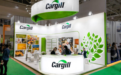 Cargill to restore 600 billion litres of water by 2030
