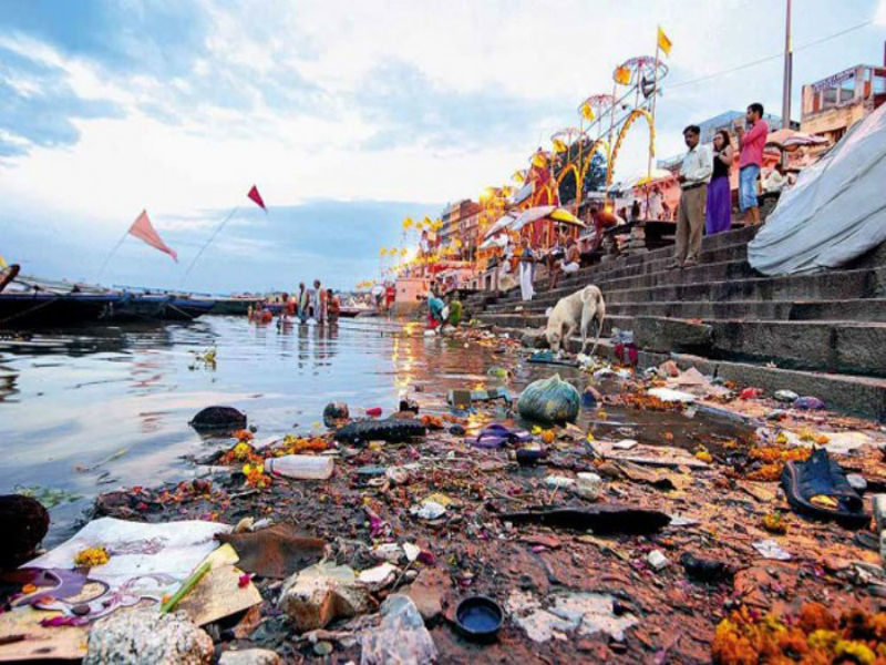 CAG audit report shows River Ganga has no hope under NMCG