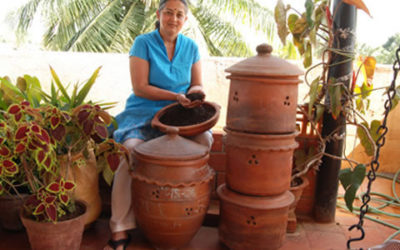 How Daily Dump, India's First Home Composter, Uses Whatsapp: Waste Management