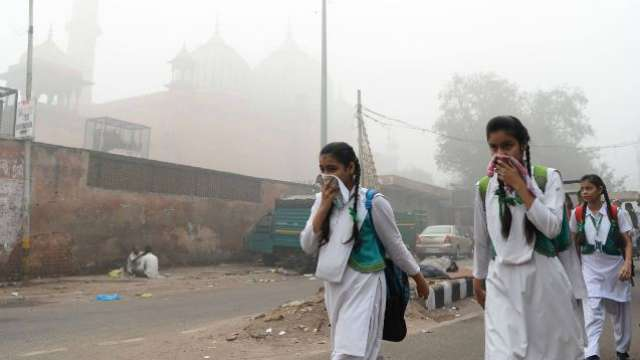 India Pollution: Nation has 14 of the world's most polluted cities