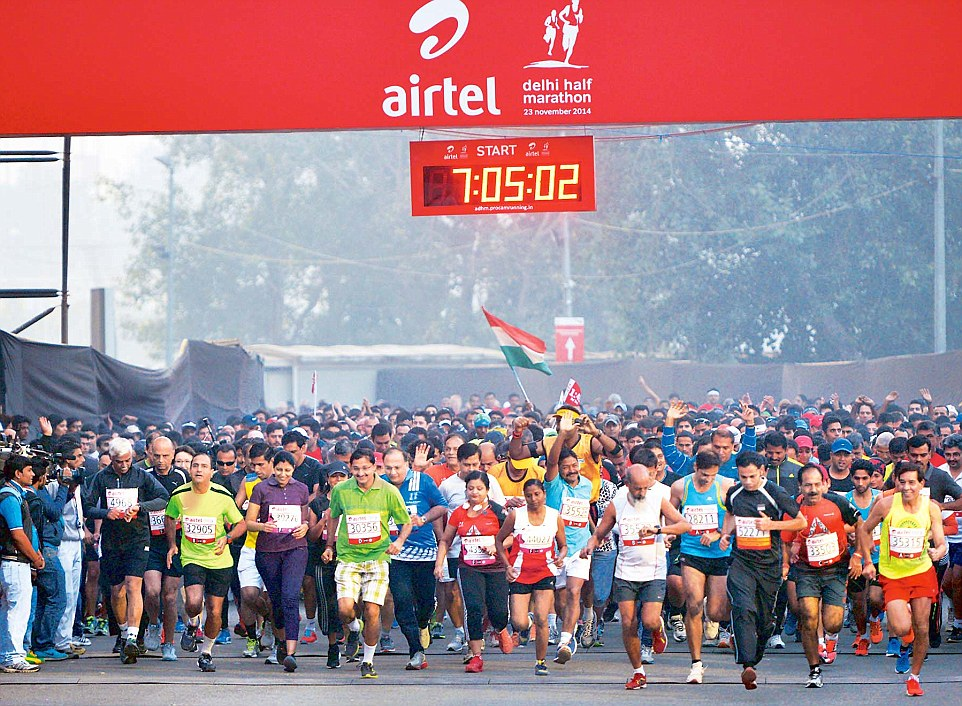 Delhi Half Marathon: Should it be allowed in face of severe air pollution?