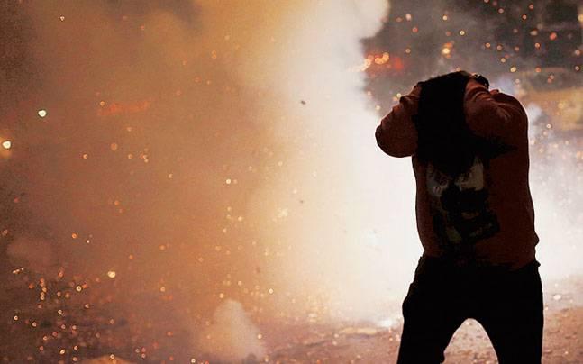 Diwali cracker ban: Delhi pollution levels shoot despite SC order