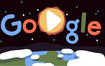 Google Doodle on Earth Day 2019 Celebrates Diversity of Life on Earth
