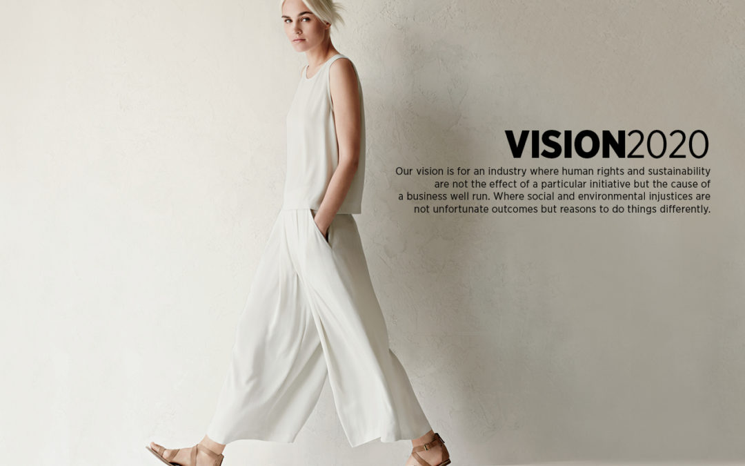 Eileen Fisher Designs Reinforce Sustainable Fashion