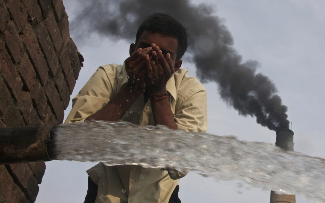Pollution in India kills millions every year: Go for Green Energy