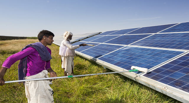 India beats North America, Europe, Japan in solar power capacity addition