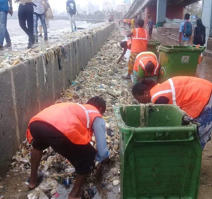 How Mission Green Mumbai Wages War On Plastics: #BeatPlasticPollution