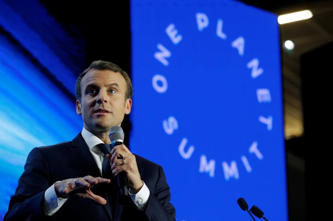 €9 billion of funding pledged for climate action at Paris Summit