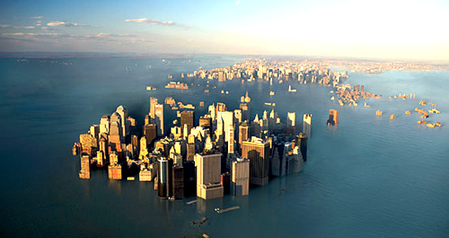 Mumbai, New York, London face flooding from rising sea levels: NASA