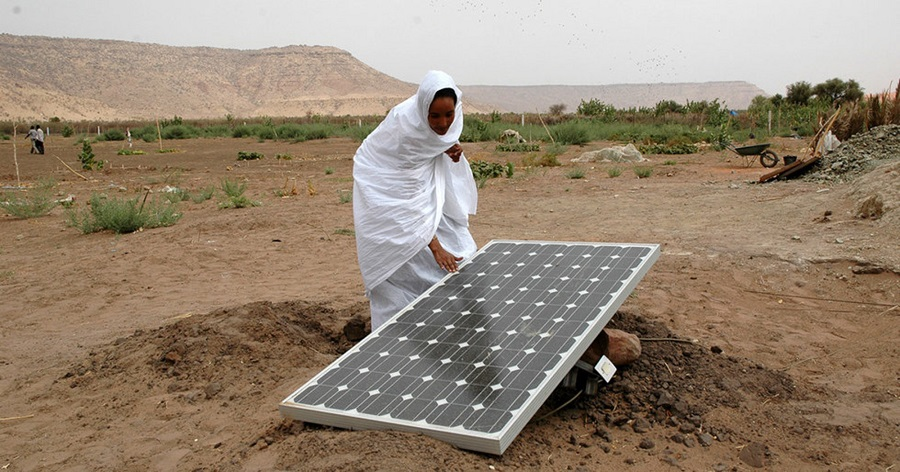 Rain in the Sahara: Can Solar and Wind Installations Change Environment?