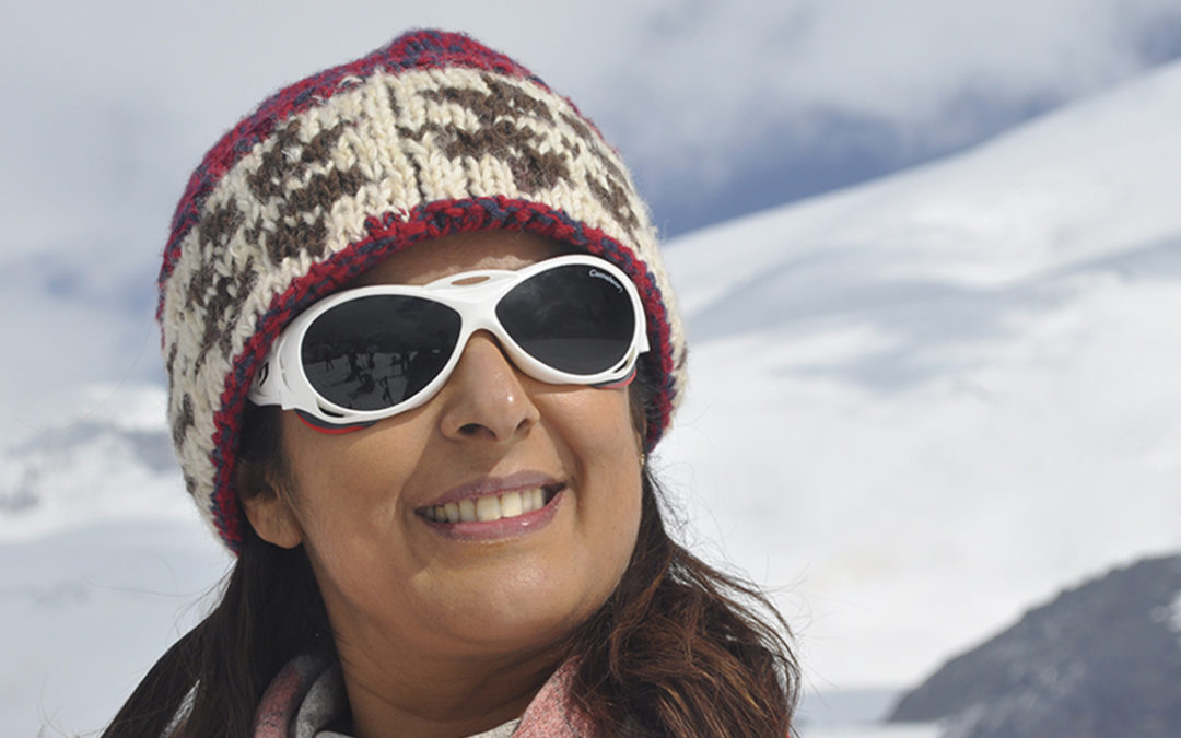 Climbing Mt Everest for cancer and gender equality: Sangeeta Bahl