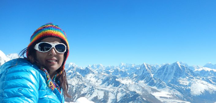 Climbing Mt Everest for gender equality, women safety: Sangeeta S Bahl