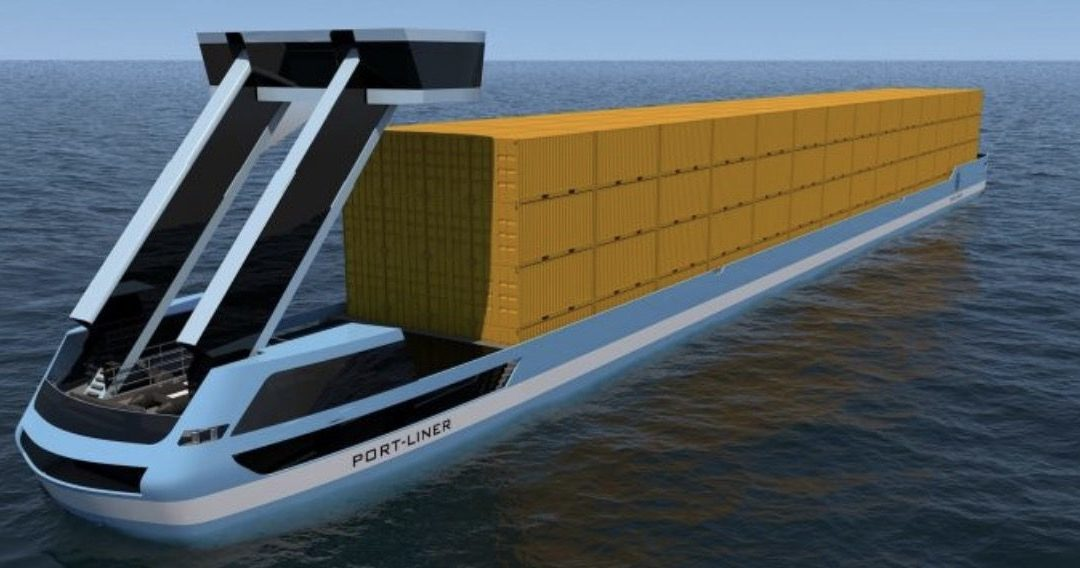 Shipping Industry Can Use Modern Technologies to Cut Emissions